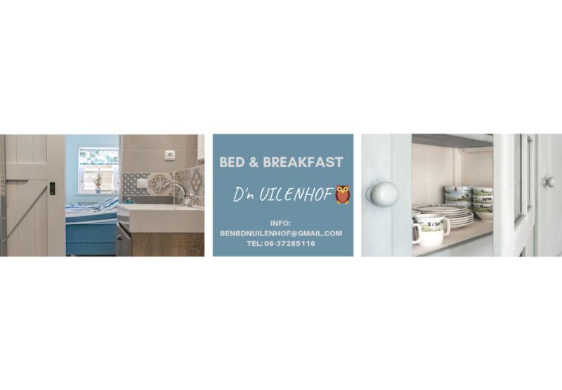 Bed & Breakfast D'n Uilenhof